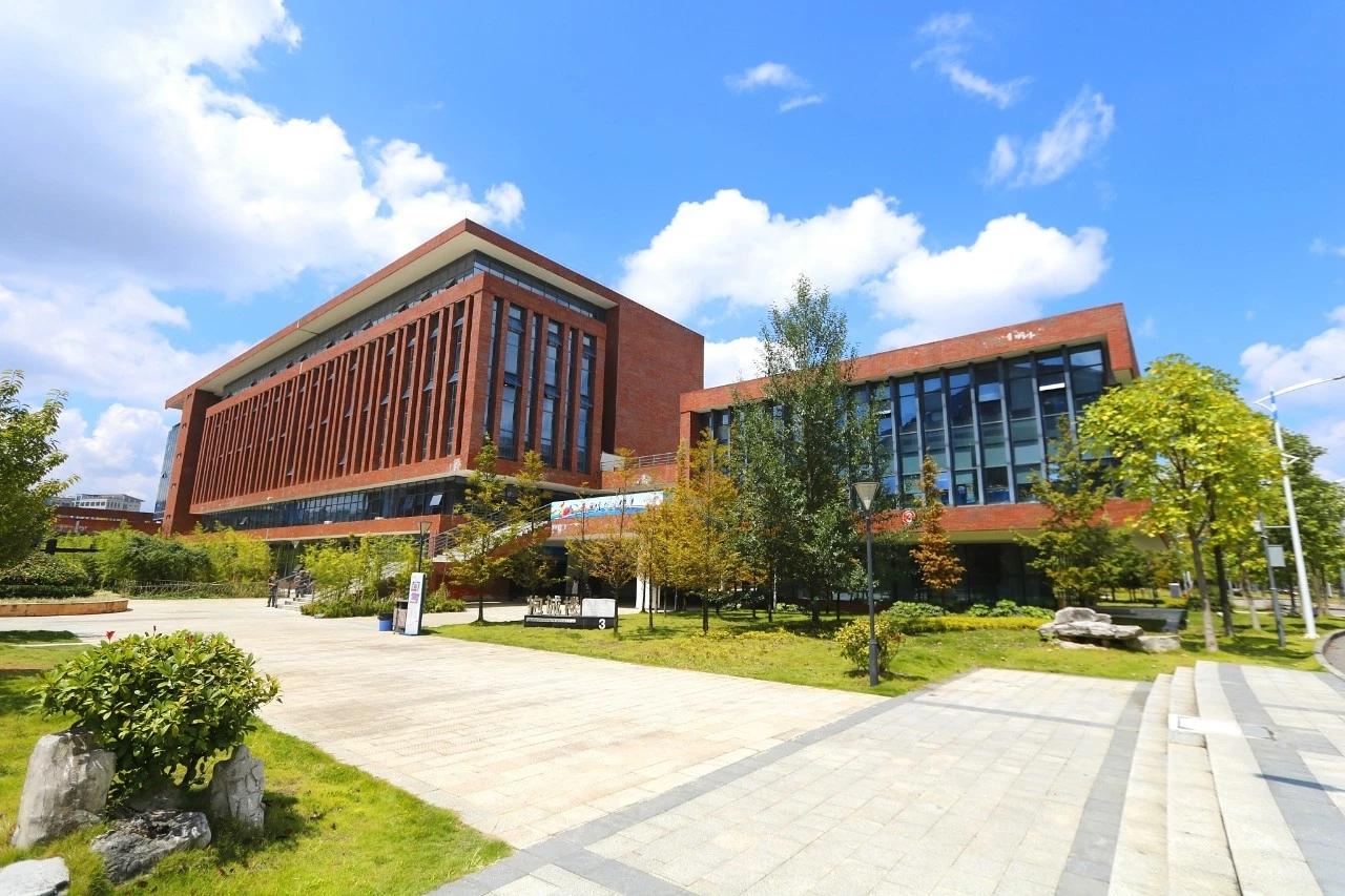 贵州大学就业信息网_教学楼(点击查看更多图片)-贵州轻工职业技术学院